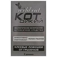 Клеевой домик от грызунов Дикий Кот (2 шт): инструкция по применению