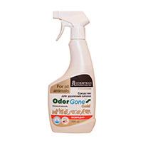 Средство от запаха животных OdorGone Animal Gold: инструкция по применению