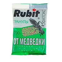 Рубит Рофатокс гранулы от медведки и проволочника (35 гр): отзывы садоводов