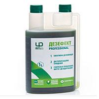 Дезэфект дезинфицирующее средство (5 л): инструкция по применению и отзывы