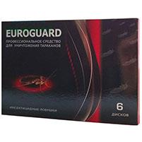 Euroguard инсектицидные ловушки для уничтожения тараканов (6 шт): состав и норма расхода