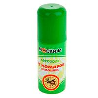 Аэрозоль Москилл от комаров: инструкция по применению и отзывы
