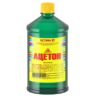 Ацетон для очищения керамогранита от клея