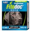 Фитодок репеллентный ошейник для собак (50 см): инструкция по применению и отзывы