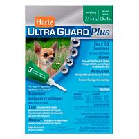 Hartz Ultra Guard - ошейник для собак от блох и клещей: инструкция по применению и отзывы