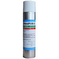Пенокумарин-1 средство от грызунов (300 мл): инструкция по применению и отзывы