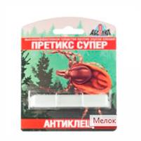 Мелок от клещей Претикс (20 гр): инструкция по применению и отзывы
