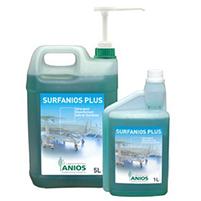 Дезинфицирующее средство Сурфаниос Плюс (1 л): инструкция по применению и реальные отзывы