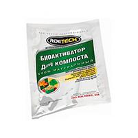 БиоАктиватор для компоста Roetech CA (100 гр): инструкция по применению и отзывы от покупателей
