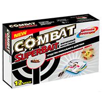 Средство от тараканов COMBAT Super Bait (12 шт)