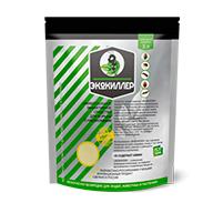 Инсектицидное средство Экокиллер (1 кг) от клопов, тараканов и садовых муравьев