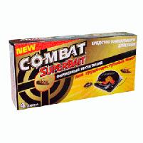 Средство от тараканов COMBAT Super Bait (4 штуки)