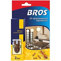 Приманка для уничтожения фараоновых муравьев «Bros» (2 шт)