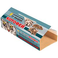 Домик клеевой от мышей «Котофей» (Ваше хозяйство)