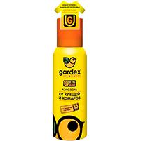 """Аэрозоль Gardex """"Baby"""" от клещей и комаров (100 мл)"""