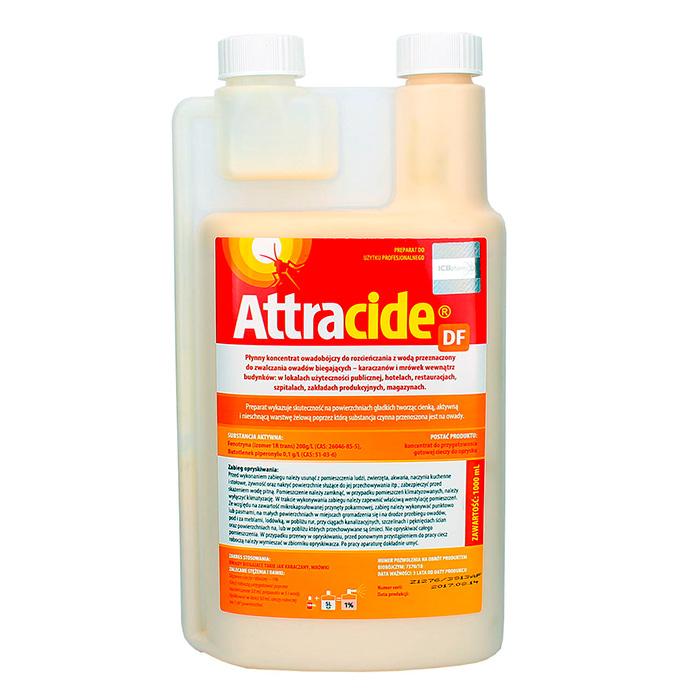 Использование Аттрацида - для профилактики появления тараканов