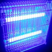 Отзыв по использованию инсектицидной лампы «Noveen IKN12» (Видео)