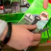 """Распаковка посылки с кротоловками """"Supercat"""" (Видео)"""